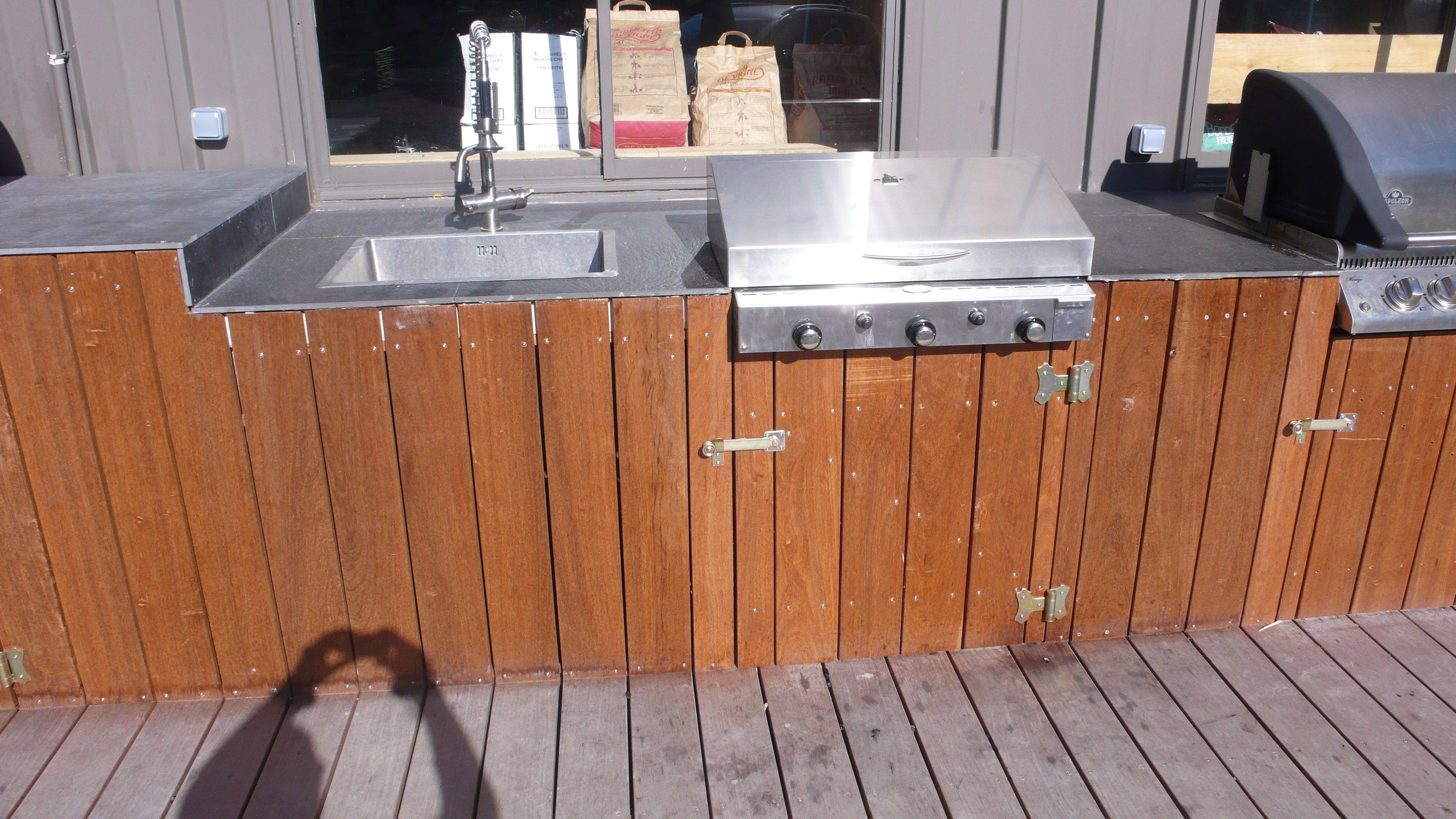 Barbecue & Co Feucherolles plancha - en-chantier